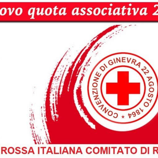 2019_Quota_associativa_CRI Rovigo