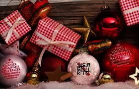 2019, Pacchi di Natale in Fattoria con la CRI di Rovigo